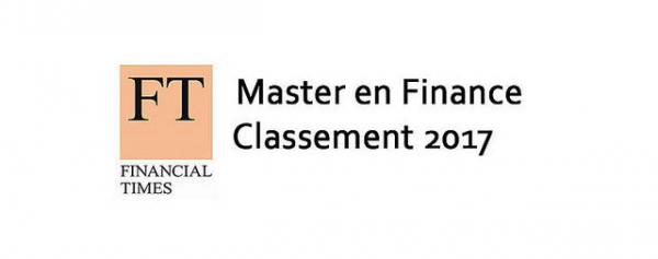 Le Master en Finance de Paris-Dauphine s'illustre au classement international du Financial Times (25ème position)