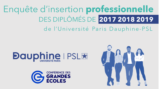 Enquête d'insertion professionnelle 2020