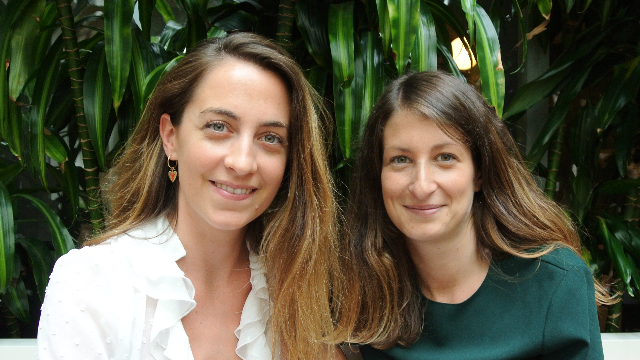 Interview de Laetitia de Roquemaurel et Camille Maillard co-fondatrices de Cokpit